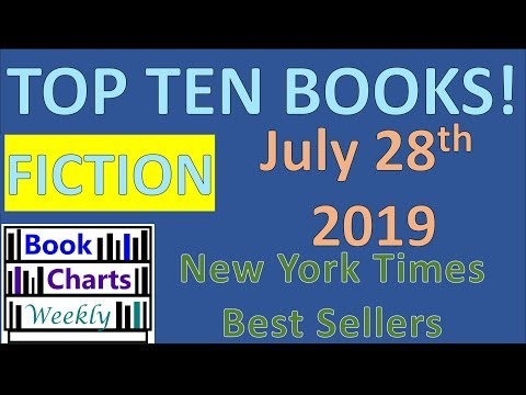 top-10-books-to-read---fiction:-trending-&-fast!-(july-28th-2019)