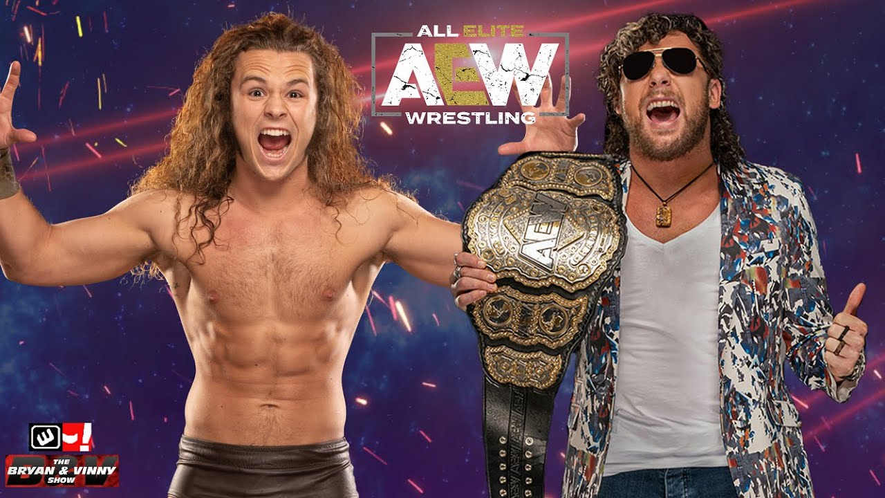 AEW under-promising, over-delivering with Kenny Omega-Jungle Boy build: Bryan, Vinny & Craig Show