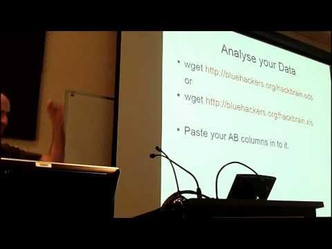Arjen Lentz: Real Brain Hacking - OSDC 2011