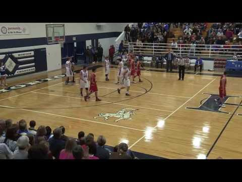 Horton High School vs Hiawatha 12/6/2013