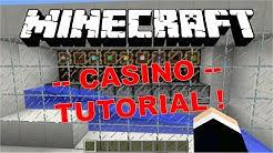 CASINO bauen in Minecraft! [German] [1.10] [TUTORIAL]