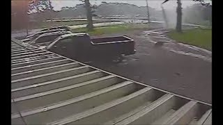 Repeat youtube video Security Camera Footage - Batesville, AR Tornado 06/06/2014 - Ozark Information Services