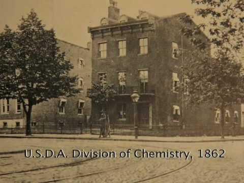 FDA: A History - Pre 1906