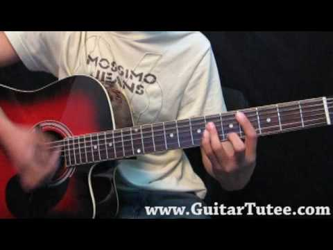 Beyonce Knowles - Ego, by www.GuitarTutee
