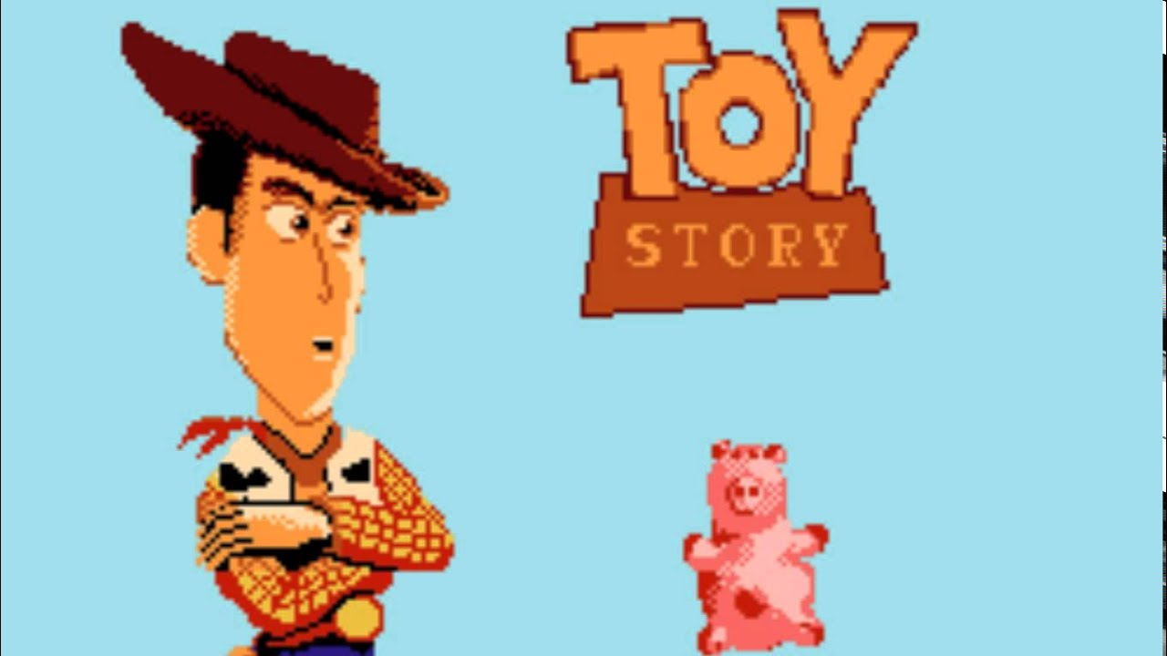 You Ve Got A Friend In Me Toy Story 8 Bit Youtube