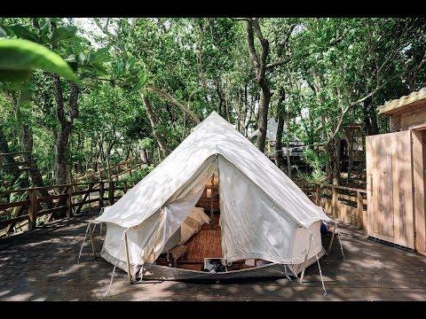 沖繩 Okinawa | 豪華露營 Nanma Mui Nature Resort