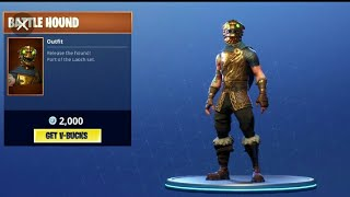 My $20 fortnite skin collection