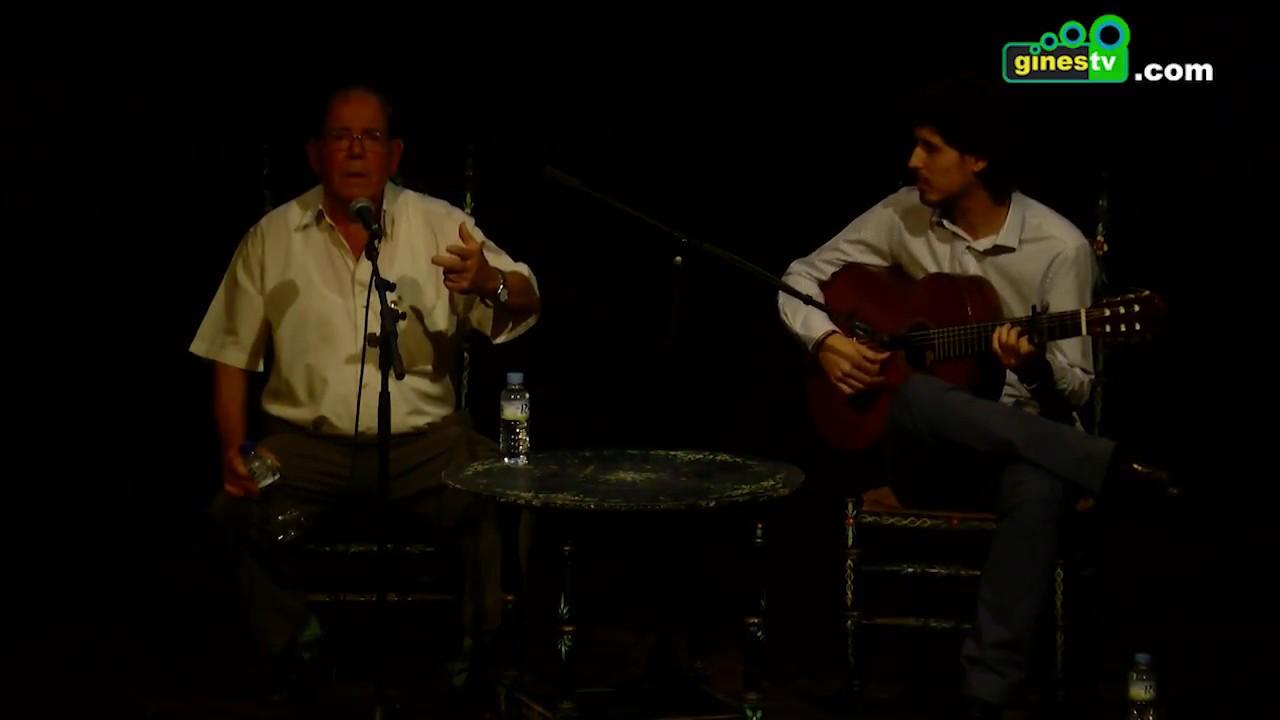 Nicolás Camino en el Festival Flamenco de Gines 2017