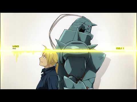 [Fullmetal Alchemist: Brotherood] SID - Uso (Full lyrics)