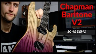 Testing out the new Chapman ML1 Modern Baritone V2