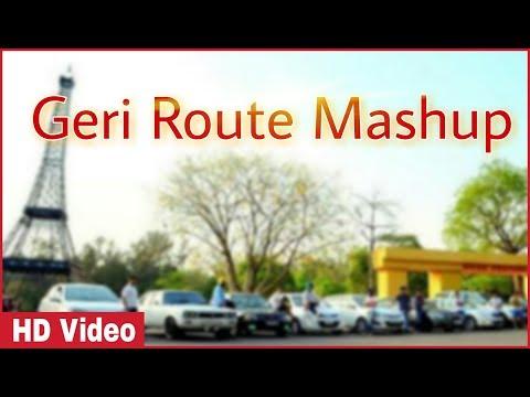 Punjabi Geri Route Mashup | MKG | DJ Remix Gerhi Route Songs Megamix 2017 | New Punjabi Remix Songs