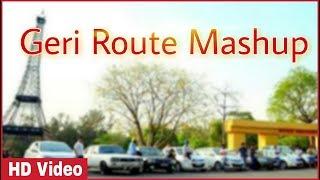 Punjabi Geri Route Mashup   MKG   DJ Remix Gerhi Route Songs Megamix 2017   New Punjabi Remix Songs