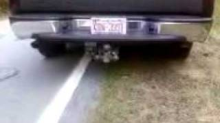 Chevy Avalanche Exhaust
