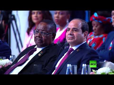 كلمة بوتين والسيسي في افتتاح المنتدى الاقتصادي -روسيا - إفريقيا- في سوتشي  - نشر قبل 16 ساعة