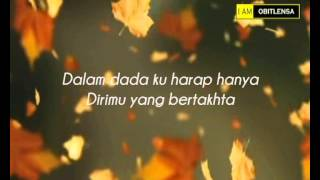 Rapuh~instrumental with lyrics