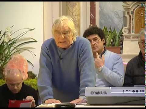 Bepi De Marzi canta David Maria Turoldo