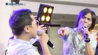Sandhy Sondoro - Jakarta Blues Feat. Once Mekel Live at Medcom Jagonya Musik