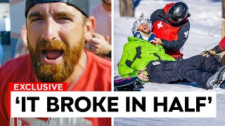 Dude Perfect Most PAIΝFUL Mistakes And Fails Revealed!