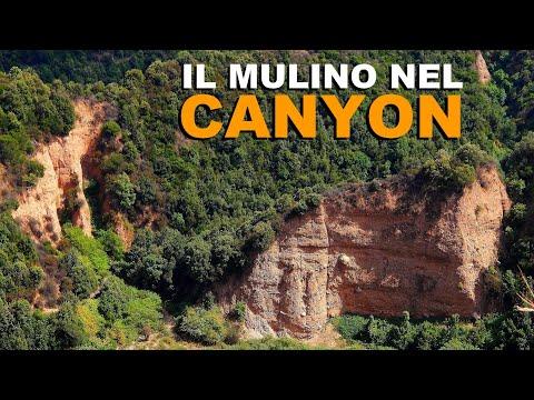 Campana CS - Il Mulino nel Canyon