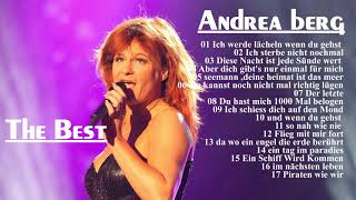 Andrea Berg Top Hits   Andrea Berg die besten lieder ever    Audio Track List