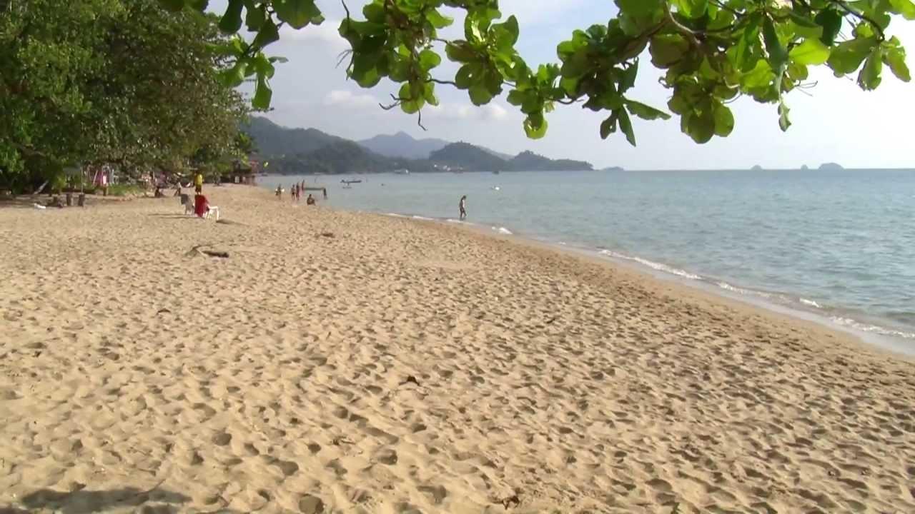 White Sand Beach Koh Chang You