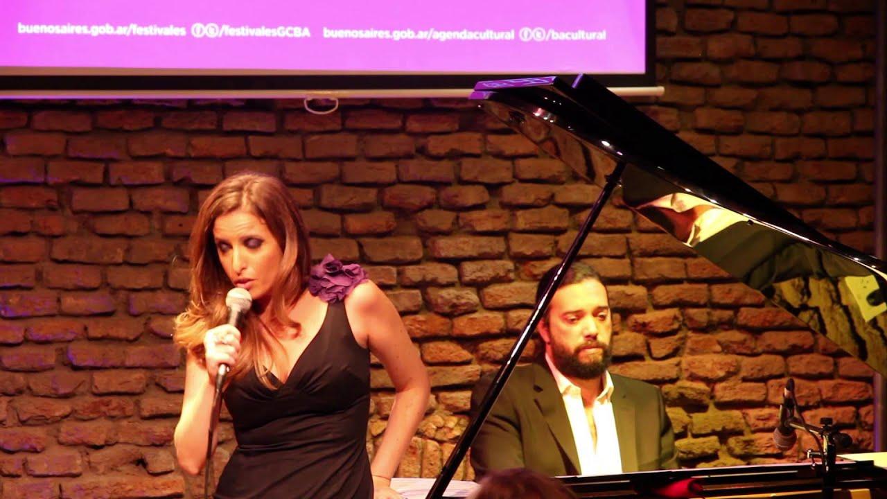 Romina Bianco - Juan Esteban Cuacci - Sin Lágrimas - Festival de tango de Buenos Aires