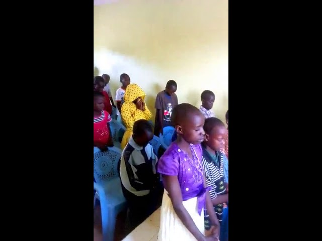 Opening Worship & Prayer for Children WFF GMFC Mois Bridge Kenya
