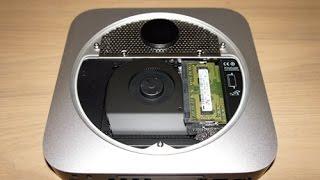 2010 Mac Mini RAM and SSD Upgrade/Installation..FAST!