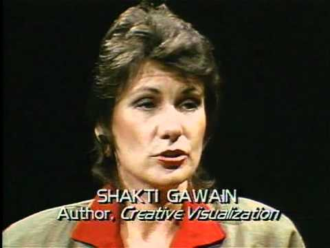 Shakti Gawain: Working with Creative Imagery (excerpt) - Thinking Allowed w/ Jeffrey Mishlove