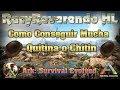 Como Conseguir mucha Quitina o Chitin, Ark: Survival Evolved.