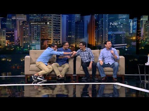 "Jakarta Kece : Stand Up Comedy dengan Tema ""Gara-Gara Pilkada"" Oleh Cagub (1/5)"