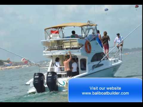 Searching for Boat Builder, Boat Maker of Fiberglass Boats from Bali Indonesia