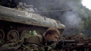 """МОЩНЫЙ БОЕВИК. """"ЧЕРНАЯ МЕТКА"""". Русские боевики, фильмы про войну."""