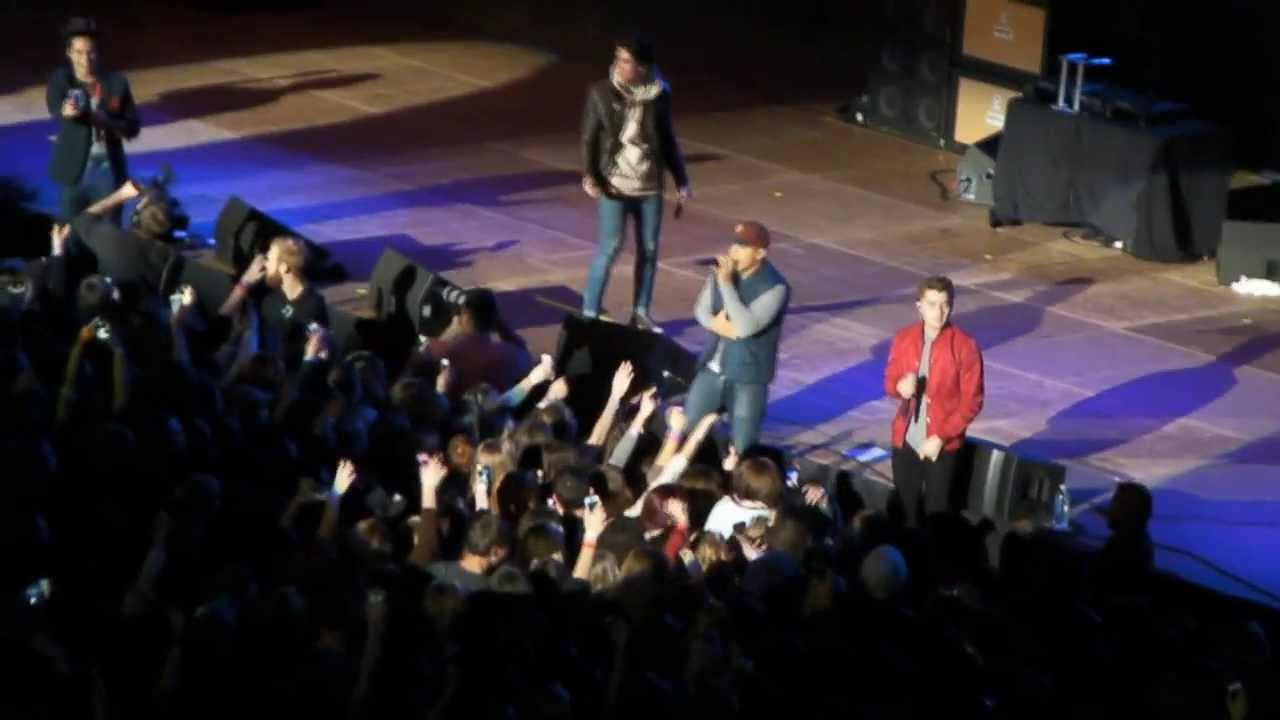 Electric 94.9's Acoustic Christmas 2013 (HIGHLIGHTS) - YouTube