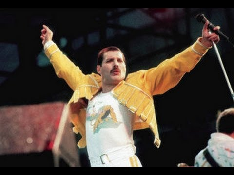 9+ Freddie Mercury Wembley