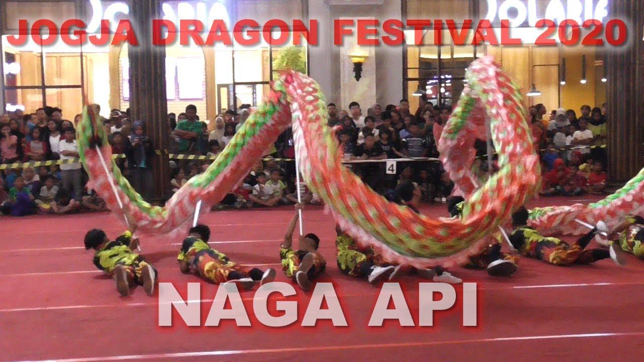 Naga Api Yogyakarta - Jogja Dragon Festival 2020 - Piala ...