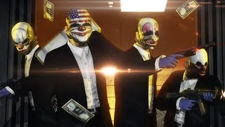 Payday 2 Adventures: Success! You Failed!