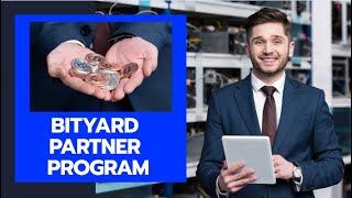 SIMPLE BITYARD EXCHANGE - Обзор Партнерской программы / Основные Преимущества / Crypto Trading