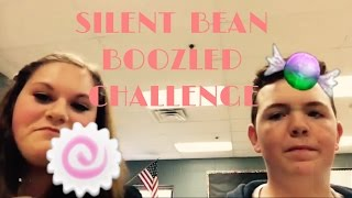 The SILENT Bean Boozled Challange W/ Ryan Whitacer || Grace Gebhart Thumbnail