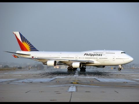 Philippine Airlines Boeing 747-4F6 [RP-C8168] Retirement Flight to Greenwood Mississippi