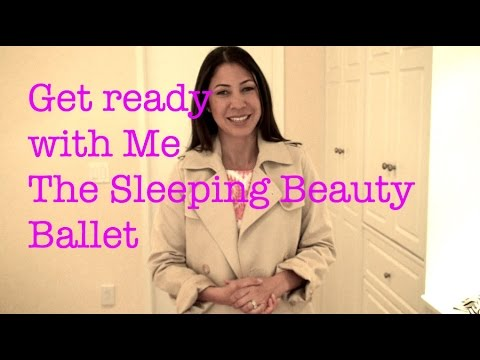 Night at the Ballet Get Ready With Me