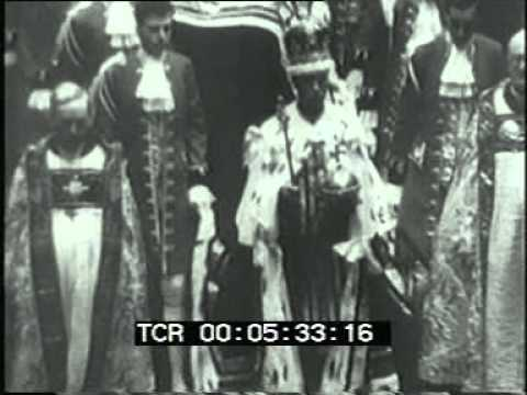 1936 England - George VI coronation, Edward VIII and Wallis Simpson marry