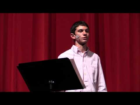 A Male Feminist's Viewpoint: Being a Privileged Ally | Domenic Roberto | TEDxYouth@BHS