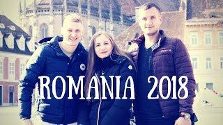 TBfitness VLOG DISCOVER ROMANIA with MY FAMILY x Team Braciszewski