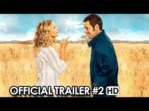 Blended Trailer #1 Subtitulado HD Adam Sandler, Drew Barrymore from YouTube · Duration:  2 minutes 26 seconds