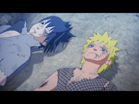 Naruto Shippuden Ultimate Ninja Storm 4 - Final Boss Fight Naruto vs. Sasuke & Game Ending (S Rank)