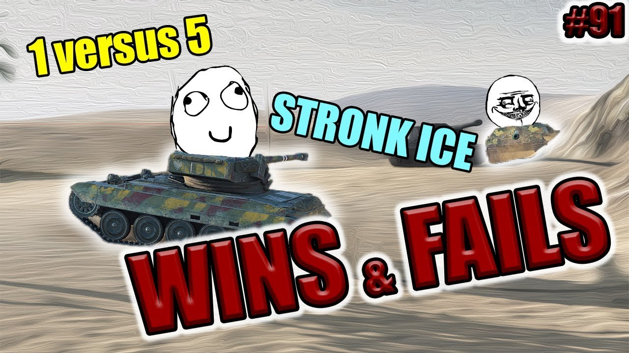 World of Tanks – On Thin Ice [Funtage Episode 91]