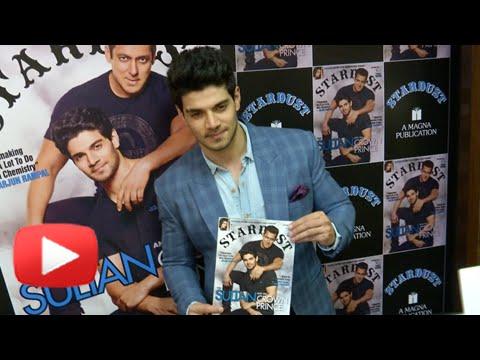 Salman Khan And Sooraj Pancholi On A Magazine Cover | Launch Event | UNCUT