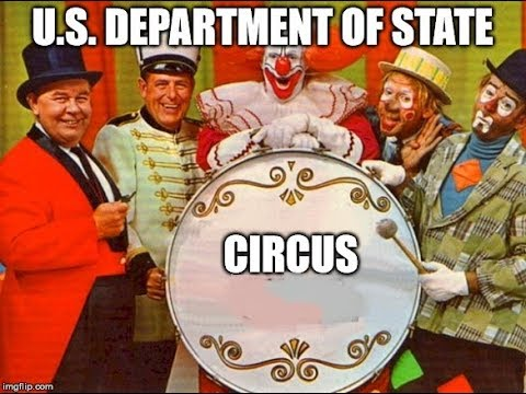 Washington DC circus | March 2018