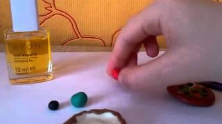 Видео урок № 2 как сделать пицу для кукол